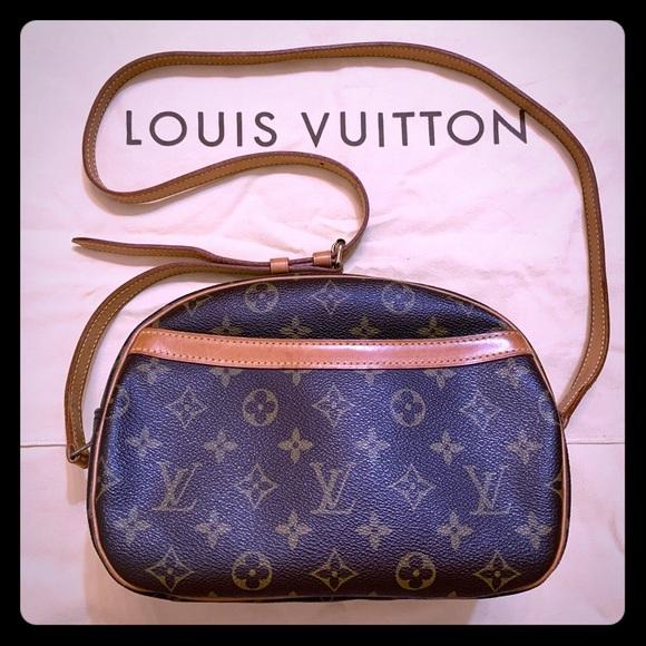 Louis Vuitton Handbags - Louis Vuitton Blois